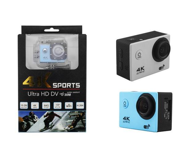 CUJMH Н9 водонепроницаемая камера Ультра HD 4К / 25 кадров в секунду беспроводной доступ в интернет 2.0