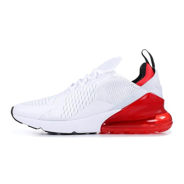 #16 white red 36-45