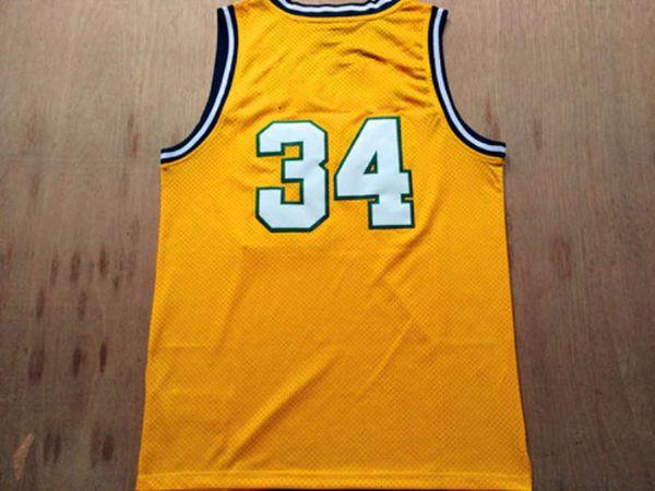 Throwback Basketball Jerseys Movie jerseys 34 mil bu mens Jersey shirt For Men Custom Name jersey Vests
