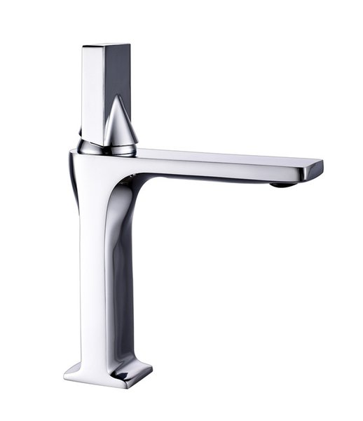 Free Shipping Fashion-style wash basin faucet basin hot and cold water mixer taps stage basin single Bathroom Sink faucet