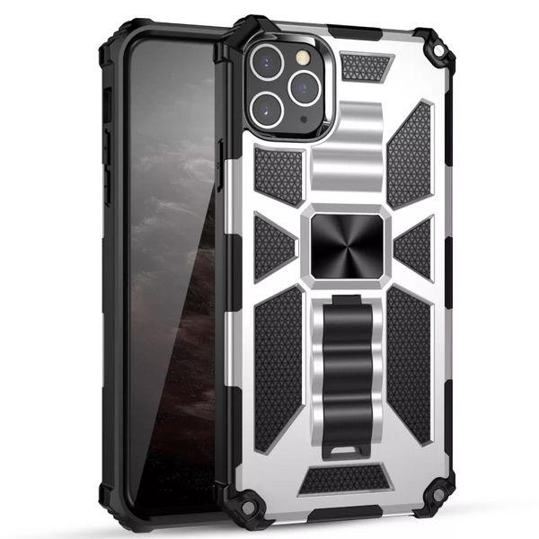 Anillo de pata de cabra caso para Huawei P20 P30 Lite mate 30 Y7 Pro Y6 2018 Noa 3I con Magentic Caso más duro de la cubierta protectora híbrido