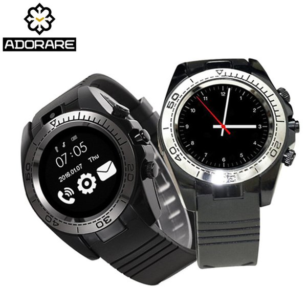ADORARE SW007 Bluetooth Smart Watch Android Smart Watch Men Smartwatch Android Wear Clock Phone Camera With Sim TF card