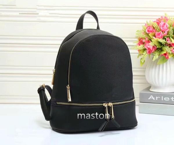 Sıcak yeni Lüks kadın çantası Okul Çantaları pu deri Moda Ünlü tasarımcılar sırt çantası kadın seyahat çantası sırt çantaları 201915641136376651564192741