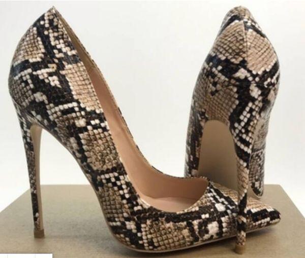 2019 design di lusso scarpe così Heels Stili Kate ragazza tacchi rossi Bottoms 8 10 12CM Point Toe Pumps gomma plus size 34-45 Dress Slip-on