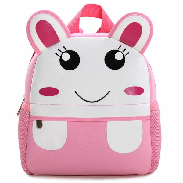 best selling Kid Toddler Backpack Kindergarten Schoolbag Baby Cartoon Animal Bag Shoulder Bag