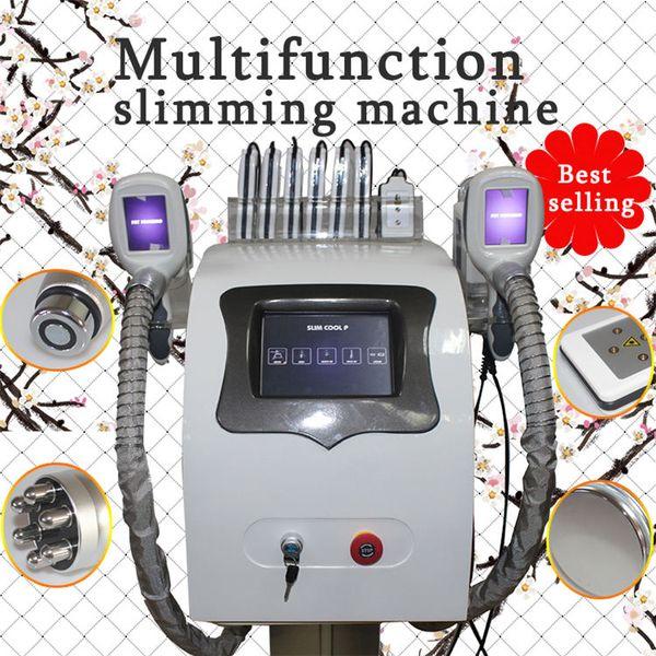Sıcak Satış Profesyonel 2 Başkanları Yağ Donma Kriyoterapi Zayıflama Liposuction Vücut zayıflama Lipofreeze Wight Kaybı Cryo Zayıflama Makinesi