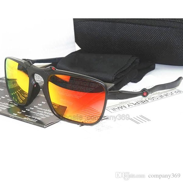 1pcs Top Sunglasses X metal Sports polarizada Marca Designer ruim e homem de alta qualidade óculos de sol da equitação UV400 por Mulheres Orange colorido