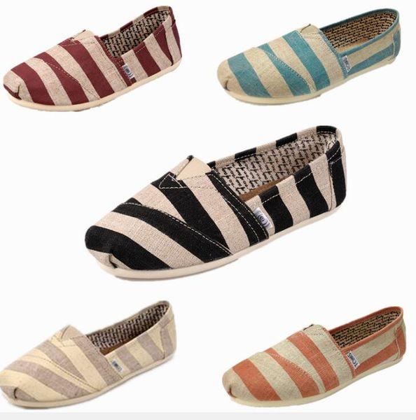 Drop ship EUR35-45 Wholesale Brand Fashion Women Solid sequins Flats Shoes Sneakers Women Men Canvas Shoes loafers casual shoes Espadrilles