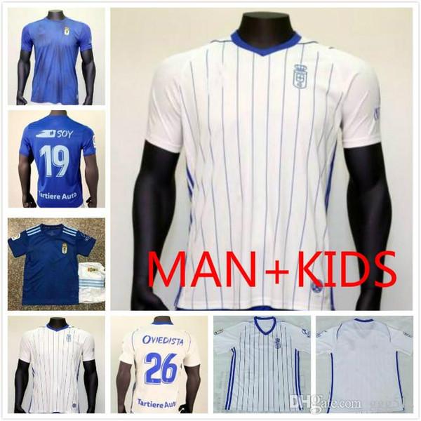 2019 New 2019 2020 Real Oviedo Kids Ibra Thailand Soccer Jerseys 19 20 Real Oviedo Kids Kits Football Jersey From Ggg518 13 2 Dhgate Com