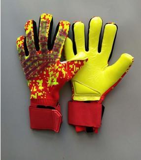 top popular 2019 Newest SGT Goalkeeper Gloves Latex Soccer Goalie Football Gloves New Soccor Ball Gloves 2019