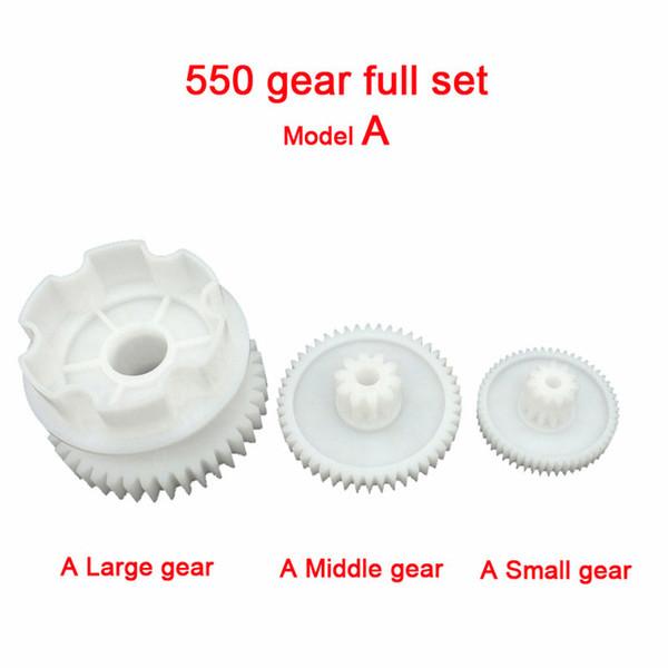 A 550 Full set