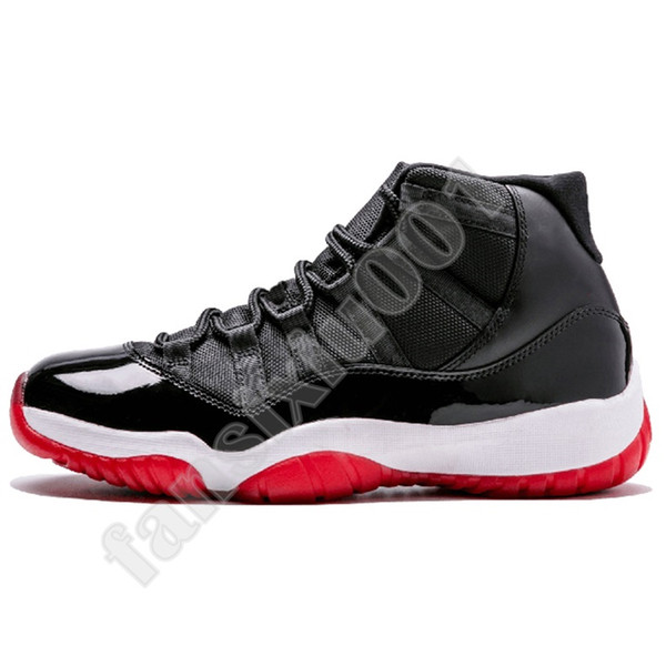 #44 11s Bred High