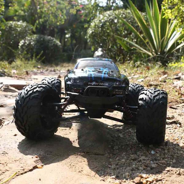 Hohe Qualität Rc Auto 9115 2,4g 1: 12 1/12 Maßstab Rennwagen Auto Überschall Monster Truck Off-Road Fahrzeug Buggy Elektronische Spielzeug
