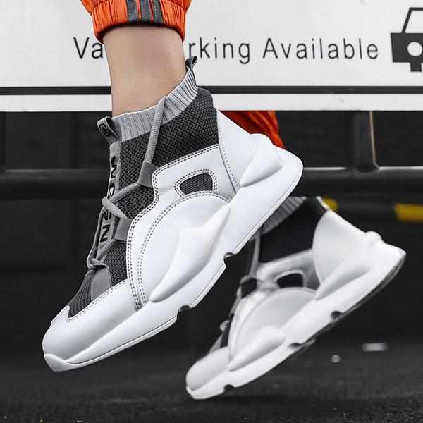 erkek botları beyaz