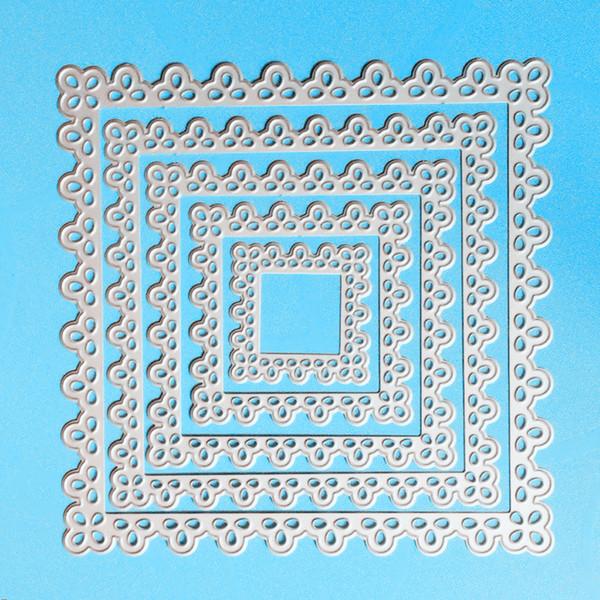 Lantern Frame Cutting Dies Embossing Stencil Scrapbook Paper Cards Die-Cut Fashi