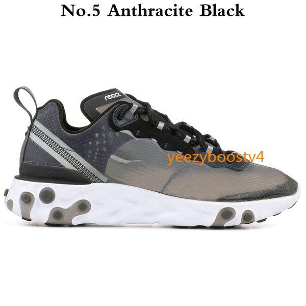 No.5 Antracita Negro