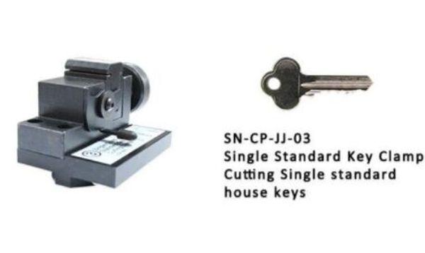 Nur Schlüsselklemme 1