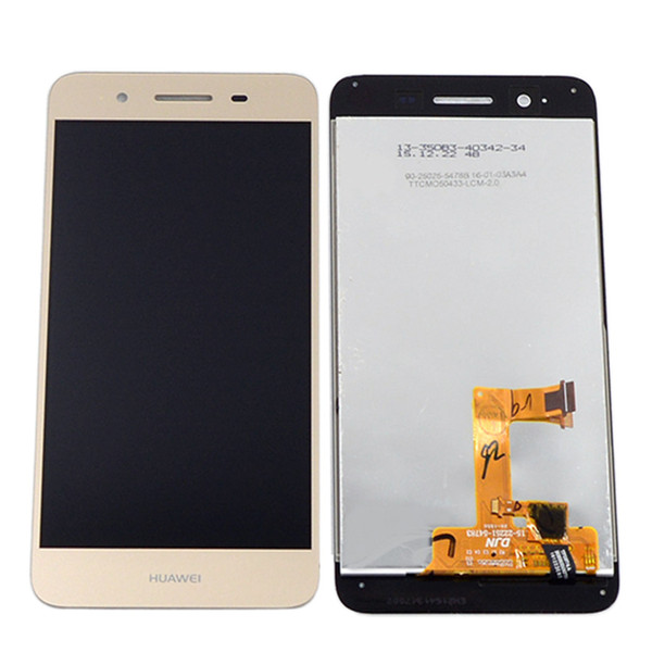 Huawei P8 Lite Smart LCD Display Touch Screen Digitizer For Huawei P8 Lite Smart LCD With Frame GR3 TAG-L01 Screen Replacement