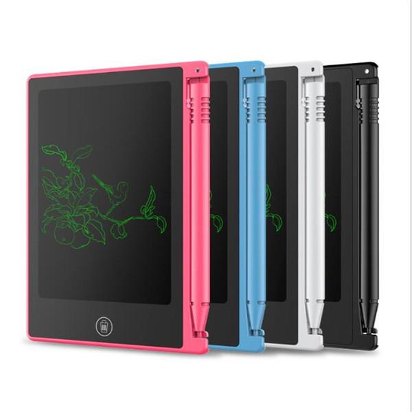 4,4 pulgadas 8,5 pulgadas 12 pulgadas LCD portátil de escritura Tablet Bloc de notas electrónico de dibujo de gráficos Tablero de la tableta con Stylus Pen