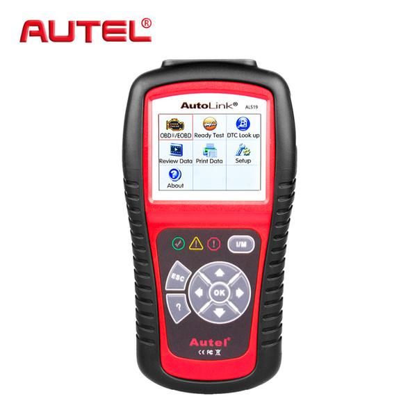 Automotive Scan Tool >> 2019 Autel Autolink Al519 Obd2 Car Fault Code Reader Car Diagnostic Tool Automotive Scanner Automotive Scan Tool Better To Elm327 From Ruxian 150 73