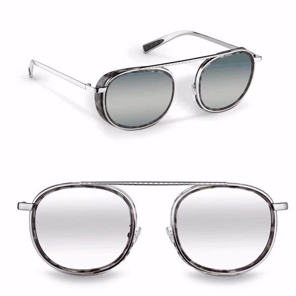 новые модные солнцезащитные очки для мужчин LANAI маленькая оправа современный и уличный дизайн стили линзы uv400 наружная защита очки
