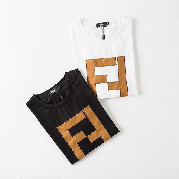 ca82d7764eddb La mejor camiseta casual de verano para hombre con cuello redondo y manga  corta. Marrón
