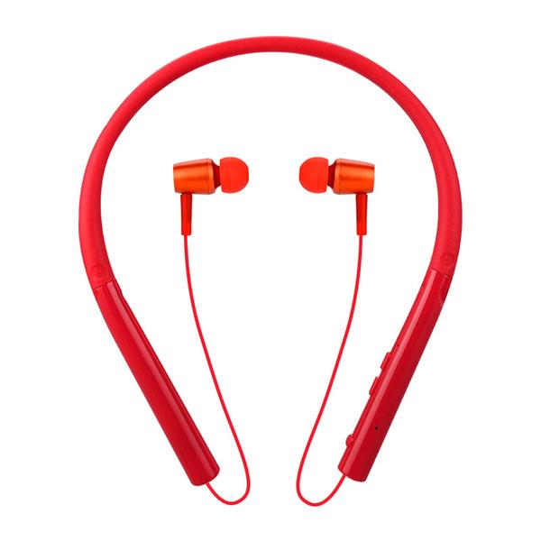 Nuevos auriculares / auriculares inalámbricos de Fashion Design con buena calidad en la banda para el cuello, auriculares / auriculares con cancelación de ruido con 4 colores a ch