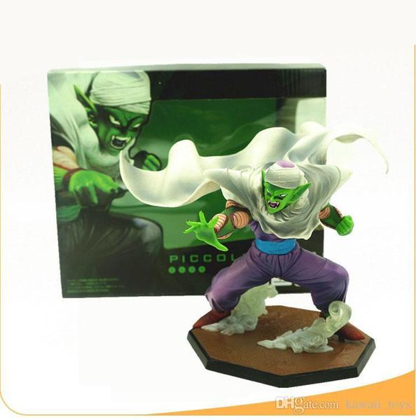 Dragon Ball Z Piccolo Zero Einfach zu sammeln Cool Style Hochwertige japanische Zeichentrickfigur Action Figure Spielzeug