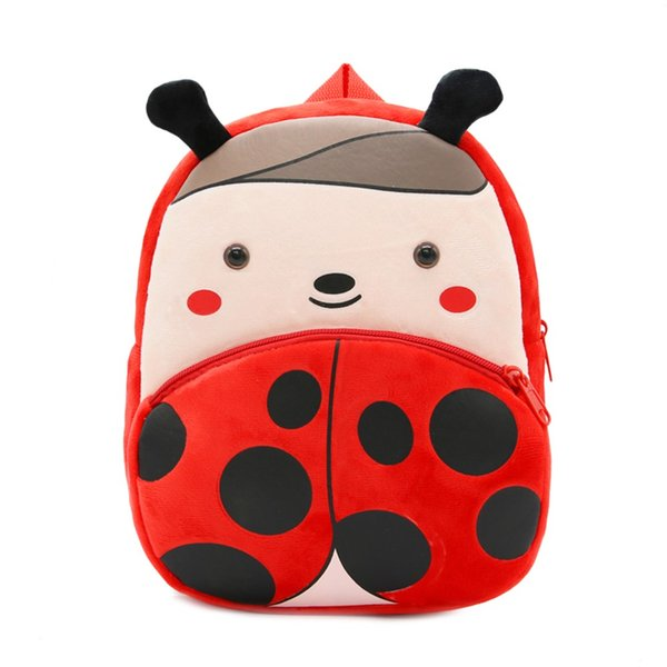 3D Animal Cartoon Plush Children Backpacks Perfect for going to the zoo, playing at the park, going to kindergarten, travelling and other ou