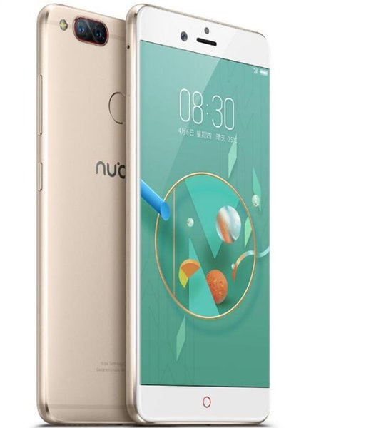 ZTE Nubia Z17 ROM 6GB / 8GB RAM 64GB / 128GB ROM Cell Phone Android 7.1 Snapdragon 835 Octa Core 5.5