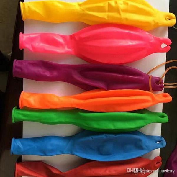 Grands ballons de punch élastiques Bounce Ballon flottant coloré Ballons de punch colorés avec bandes élastiques Meilleurs cadeaux de Noël pour les enfants
