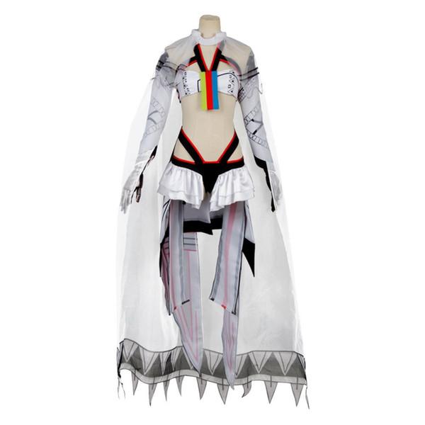 Fate/Grand Order Saber Altera Altila Etzel Attila Stage 2 Cosplay Costume