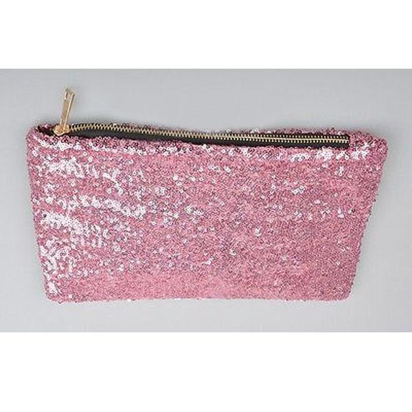 New Sty Retro Luxury Sequins Hand Bag Taking Late Package Clutch Bag Sparkling Dazzling Sequins Clutch Bags Purse Handbag Evenin