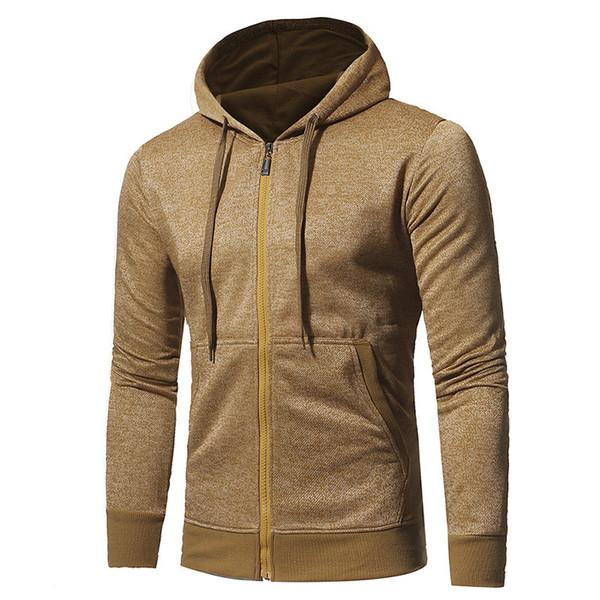 Pop2019 Ebay And Pattern Simple Subsidies Pocket Snow Cloth Men's Cool Time Slim Cardigan Sweater Loose Coat 5231