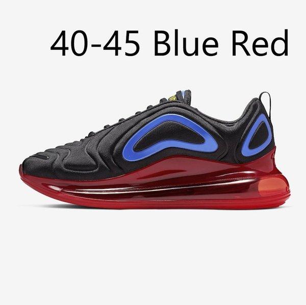 40-45 bleu rouge