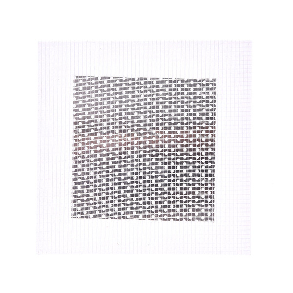 Lightweight Dry Metal Mesh Self Adhesive Aluminum Plastic Accessories Home Ceiling Wall Patch Professional Damage Hole Repair