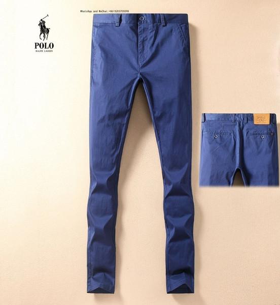 Trend Hole Мужские джинсы темного цвета Do тонкие подростковые модные брюки мужские