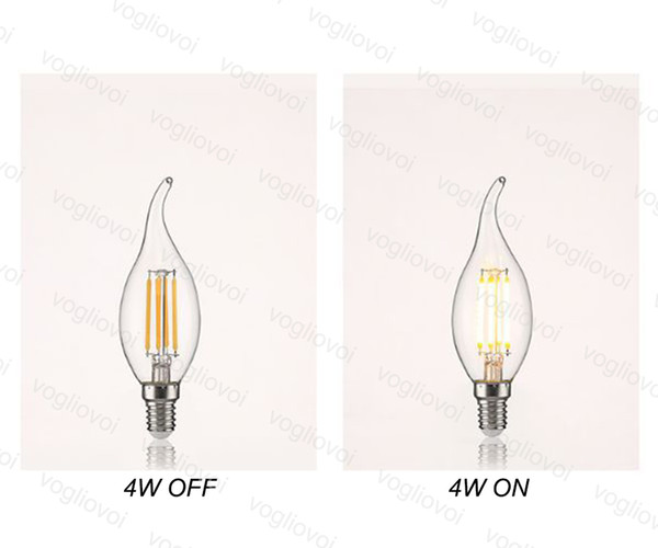 4W 220v Dimmable Pull Tail