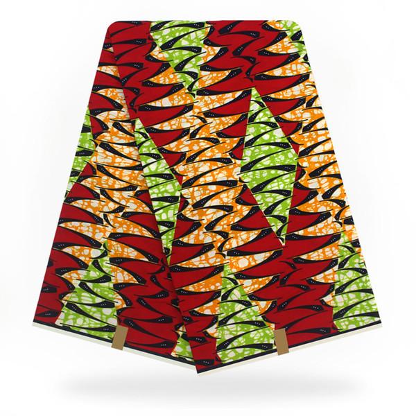 Afrika balmumu kumaş sıcak balmumu hollandais baskılar kumaş ankara elbise H9031523 için afrika gerçek hollandalı hollandais