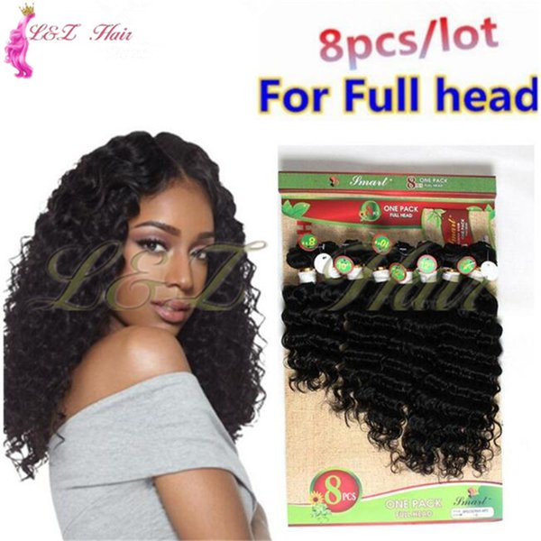 Afro Kinky Curly Clip In Human Hair Extensions Brazilian 8 Pieces Natural 1B/27 blonde Pre-colored Pack Brazilian Body Wave Hair