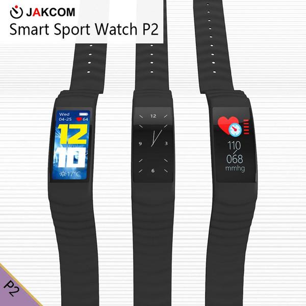 JAKCOM P2 Smart Watch Hot Sale in Smart Watches like rubber ghana medal zanco
