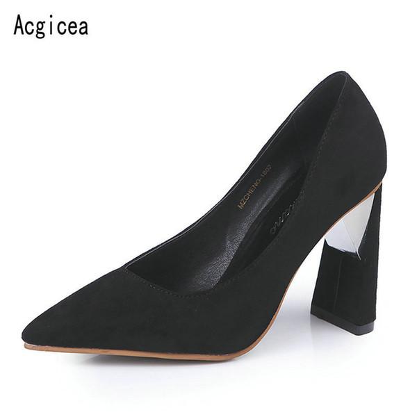 Damen Pumps 2019 Schuhe mit der besten Qualität und dem