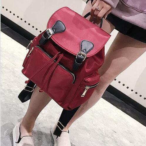 Rosa Sugao piccolo zaino donne moda bookbag antifurto zaino scuola borse designer zaino zappa borsa per ragazze PS051801 più nuovo