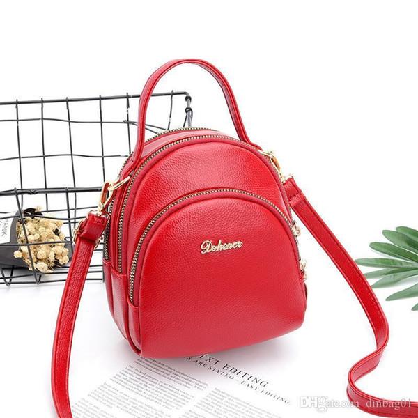 Crary2019 Ladies Style Pop Noble Sweet Crossbody Handbag Designer Messeger Bag Shoulder Handbags Of Factory Outlet