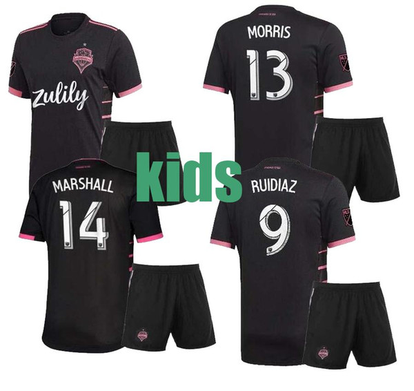 best loved 679c0 3b21e 2019 Kids 2019 Seattle Sounders Soccer Jersey 2019 2020 Away DEMPSEY  MARTINS ALONSO LODEIRO TORRES Youth Child Football Jerseys Shirt From  Xiashiwu, ...