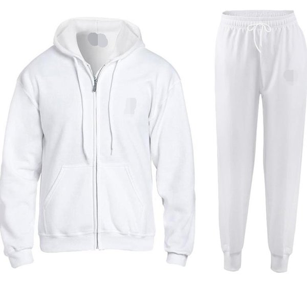 Wholesale Simple Fashion Mens Prints Designer Tracksuits Men's Hooded Long Sleeved Sweater Trousers Casual Two Piece