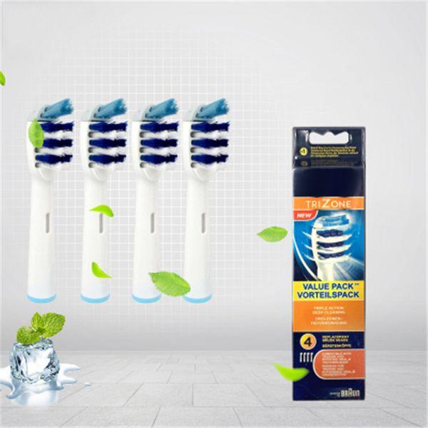 best selling Oral-B Sensitive Clean Bigger Pack Vorteilspack Replacement Brush