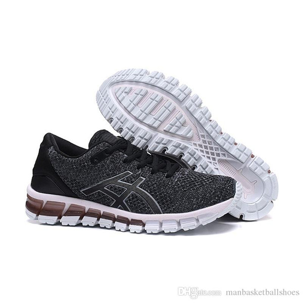 reputable site 86b4f 790da ASIC Gel Quantum 360 SHIFT Stability Running Shoes T728N Black White  Athletic Outdoor Sports Jogging Shoes Trainer Speed Women Sneakers Wedges  Shoes ...