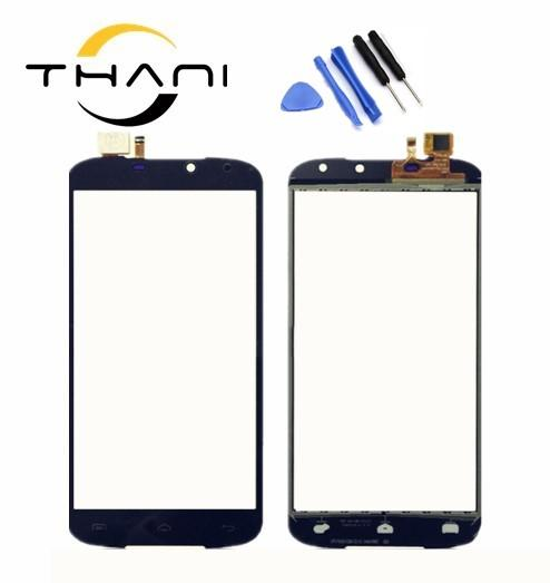Thani 100% original new 5.5inch for DOOGEE X6 X6 pro Touch Screen Digitizer Touch Panel Glass Lens Free Shipping+tools