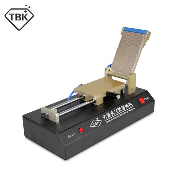 TBK-761 Pompe à vide intégrée Film de stratification d'OCA universel Laminateur OCA pour réparation d'écran tactile LCD de téléphone portable
